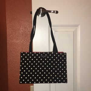 Pre-owned Kate Spade Hard Sided Purse